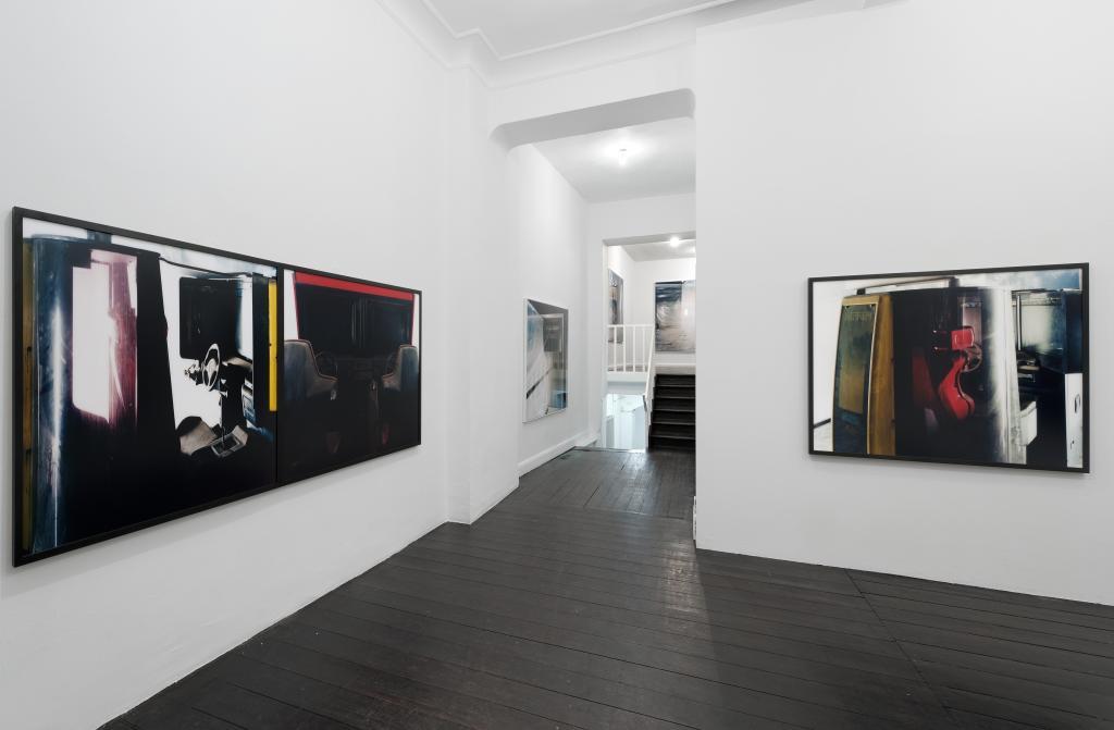 Courtesy Galerie EIGEN + ART. Berlin. Ausstellungsansicht. Foto Uwe Walter Berlin. 2012