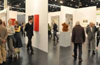 AC2012_Halle11.3_Blick Richtung Konrad Fischer_New Positions. © Koelnmesse