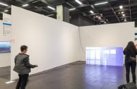 AC2017 Förderkoje Paul Spengemann . ART COLOGNE Award for NEW POSITIONS 2017. Produzenten © Marcus Hoffmann Koeln