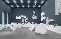 Courtesy Sprueth Magers Berlin. Andrea Zittel. Pattern of Habit. Installation view. 2011