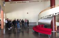 Besuch im Museums Amos Rex
