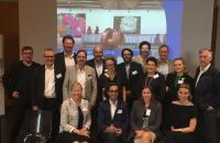 Delegation: BVDG-Mitglieder, AHK Finnland und Finnland Institut