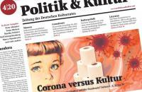 Politik und Kultur. 4/2020. Titel-Ausschnitt