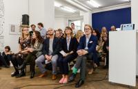 Gespräch | Alles nur noch digital? | 19. September 2015 | EIGEN+ART Lab