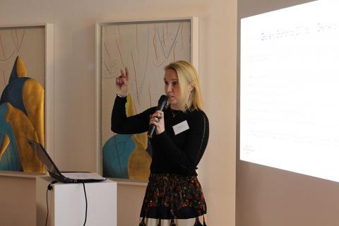 Mari Männistö | Leiterin der Helsinki Contemporary Gallery berichtet über die Galerienlandschaft in Finnland