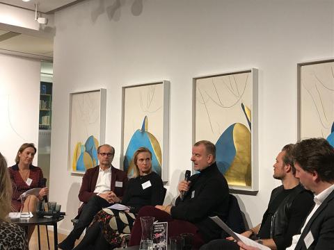Volker Diehl | Galerist, kritisiert die Rahmenbedingungen und Wettbewerbsnachteile im deutschen Kunstmarkt und wünscht sich von der Politik mehr Unterstützung