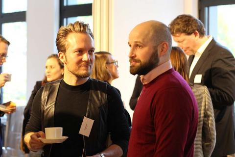 Ville Kylätasku | Künstler im Gespräch