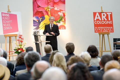 AC-Preis2016_Raimund_Thomas_Preisverleihung © koelnmesse