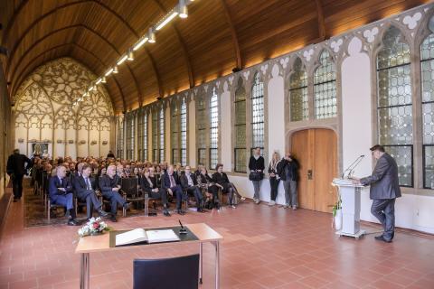 AC-Preis2017 Verleihung HansaSaal Historisches Rathaus zu Koeln © koelnmesse