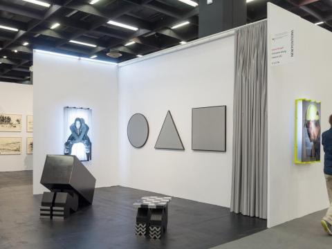 ART COLOGNE 2018 Foerderkoje von Alona Rodeh der Christine König Galerie, Wien © Marcus Hoffmann Koeln