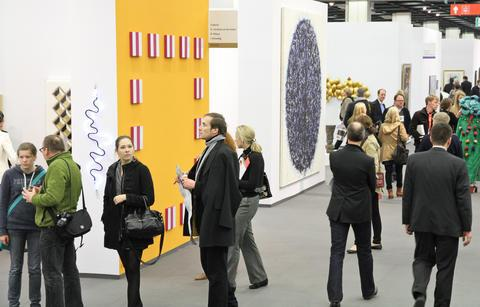 ART COLOGNE 2012 © koelnmesse