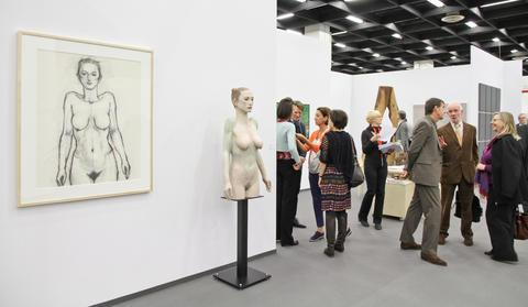 AC 2012 Annely Juda Fine Art London © koelnmesse