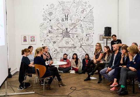 """""""BVDG im Dialog"""": Alles nur noch digital. Eigen+Art Lab 09.2015"""