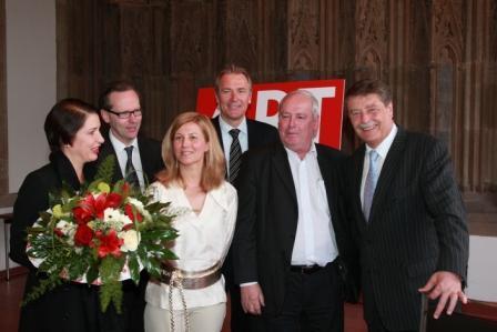 AC-Preis 2009 Harald Falckenberg © Koelnmesse