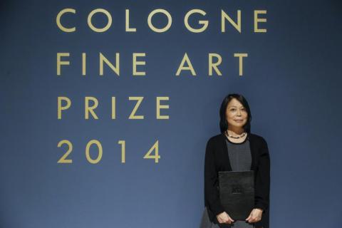 COFA Preis 2014 Leiko Ikemura ©koelnmesse