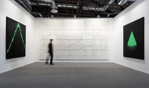 Courtesy Galerie Christian Lethert Koeln. Arco Madrid 8. Foto Simon Vogel. 2008