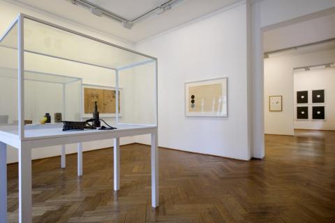Courtesy Galerie Klüser Muenchen. Joseph Beuys 2009. Foto Mario Gastinger