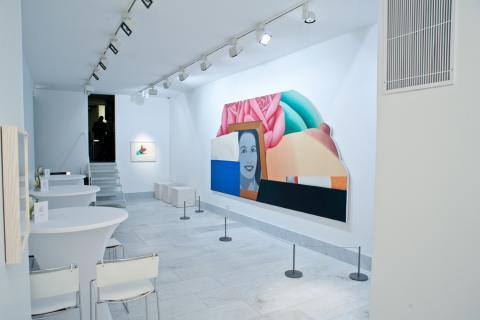 Courtesy Galerie Klaus Benden Köln. Eröffnung 15Nov2011 Masterpieces Tom Wesselmann_2. Foto Stephan Pusch
