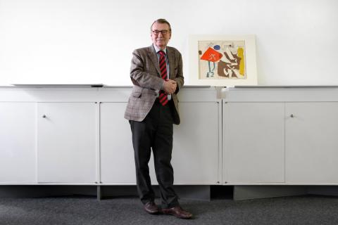 Fred Jahn 2012. Foto: Galerie Fred Jahn