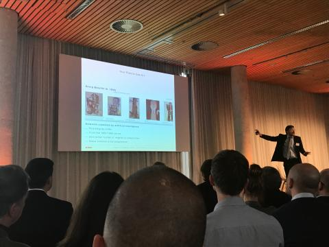 Seeing the Unseen: How Artifcial Intelligence unveils the Secrets of the Art Market Dr. Fabian Bocart, artnet