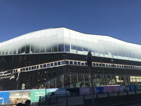 Die Zentralbibliothek von Helsinki: Oodi