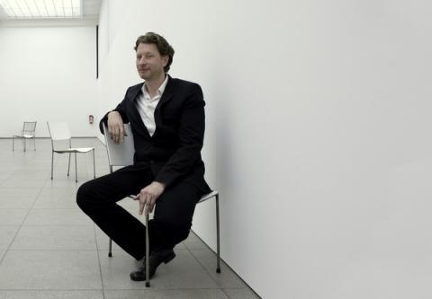 Kristian Jarmuschek. Foto Marcel Krummrich