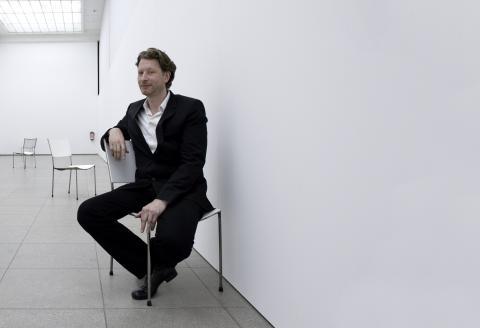 Kristian Jarmuschek. Foto Marcel Krummrich.