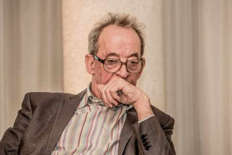Kunstmarktkonferenz 29.11.2013. Kaspar König