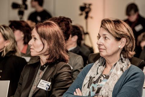 Kunstmarktkonferenz 29.11.2013. Ulrike Berendson