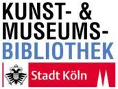 Logo Kunst- und Museumsbibliothek + Stadt Köln