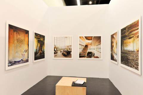 NEW POSITIONS 2012_Dan Dubowitz_mirko mayer galerie/m-projects © Koelnmesse