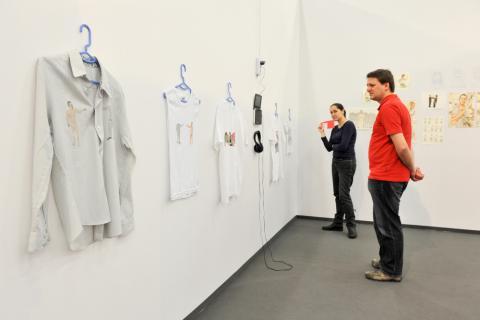 NEW POSITIONS 2012_Mauricio Limón_Galeria Hilario Galguera © Koelnmesse