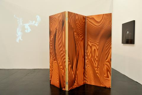 NEW POSITIONS 2012_Persijn Broersen_Margit Lukacs_Galerie Akinci © Koelnmesse