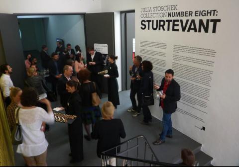 BVDG-Mitgliederversammlung 2014 Düsseldorf. Führung Stoschek Collection