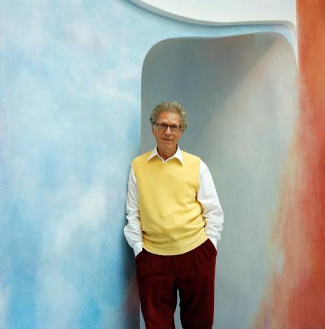 AC-Preisträger 2016 Raimund Thomas Foto: Deimel & Wittmar 2014 © Galerie Thomas