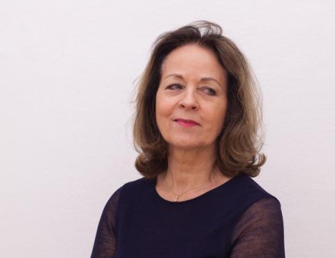 Rosemarie Schwarzwaelder. Foto Doris Erben