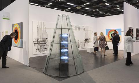 Art Cologne 2018, Vernissage, Halle 11.2 Stand Priska Pasquer © koelnmesse