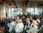 Konferenz 'Kunstmarkt im Superkunstjahr 2017 – Trends und Treiber' | FAZ-Forum   | Marion Ackermann, Konferenz 2016