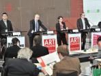 ART COLOGNE 2012 Pressekonferenz © koelnmesse