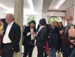 """Treffen von """"Freuden der Berlinischen Galerie"""" bei Helsinki Contemporary"""