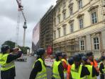 BVDG MV 2017. Baustellenbesichtigung Humboldt-Forum/Berliner Schloss © BVDG