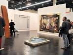 NEW POSITIONS 2012 Foerderkoje von Tine Furler - Galerie Hammelehle + Ahrens Köln © Koelnmesse