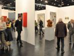 NEW POSITIONS 2012_Juergen Staack_Konrad Fischer Galerie © Koelnmesse